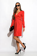 Платье женское 120P050 (Красный), фото 1