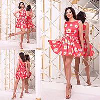"""Платье в ромашку  """" Шарлотта """" SK House, фото 1"""