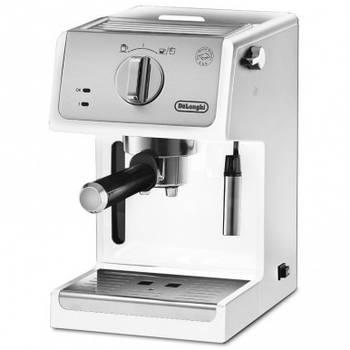 Ріжкова кавоварка DeLonghi ECP 33.21 W 01309