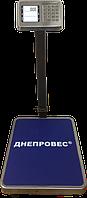 Весы товарные Днепровес ВПД-405Л до 300 кг