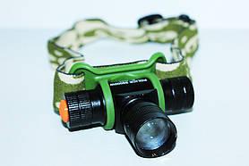 Ліхтарик налобний Police BL-6660 99000W + чохол!