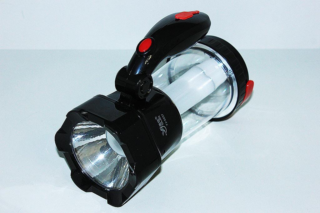 Кемпінговий ліхтар-лампа YJ-5837 1W+24SMD LED