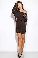 Платье женское ассорти 120P147 (Коричневый), фото 1