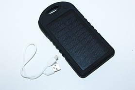 Зарядное устройство Power Bank 10000 mAh на солнечной батарее
