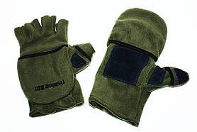 Рукавички-рукавиці для полювання та риболовлі Fishing ROI