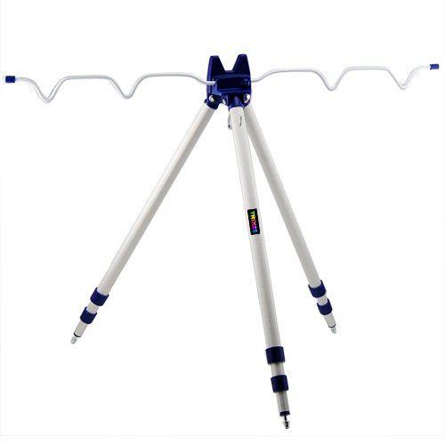 Підставка для вудок телескопічна (тринога)