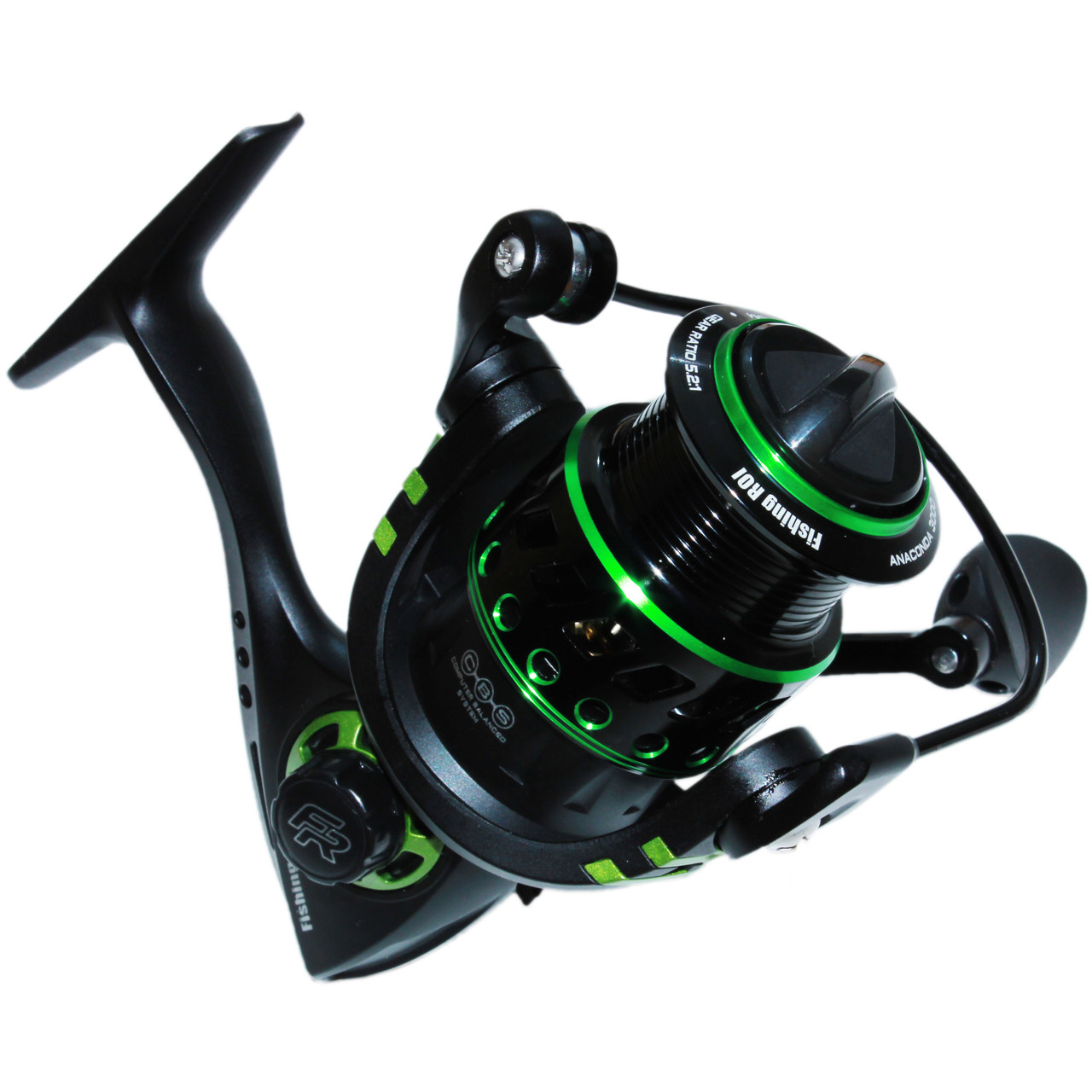Катушка Fishing ROI Anaconda 3000 FD(5+1)