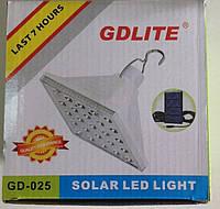 Светодиодная лампа на солнечной батарее Solar Led Light GR 025, фото 1
