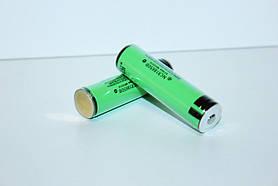 Акумулятор (із захистом) Panasonic NCR18650B 3400mah 3.7 V