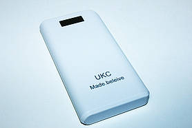 Універсальний зарядний пристрій Power bank UKC 30800mAh