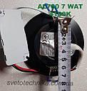 Светодиодный светильник Feron AL780 7W 4000К (корпус - черный), фото 3