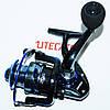 Котушка BratFishing Utecate CLASHING FD2000 (10+1) + подарунок (шнур 4X Tech), фото 4