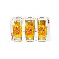 Набір склянок ОСБ Півонія 200 мл 6 шт 05c1256 80002230/86003494