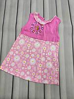 Платье для девочки трикотажное, фото 1