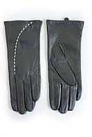 Женские кожаные перчатки Кролик Средние 2-388, фото 1