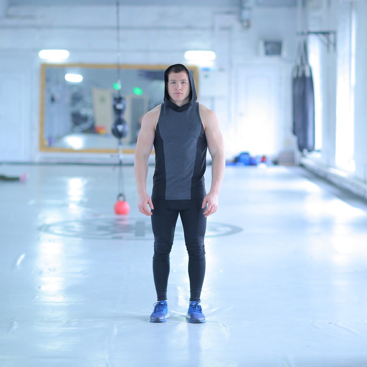 Компрессионная Одежда для спортзала fitU Hush FitU