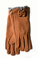 Женские стрейчевые перчатки 109, фото 1