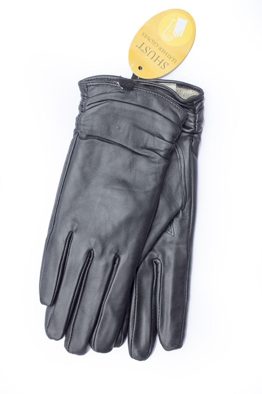 Женские кожаные перчатки 4-739