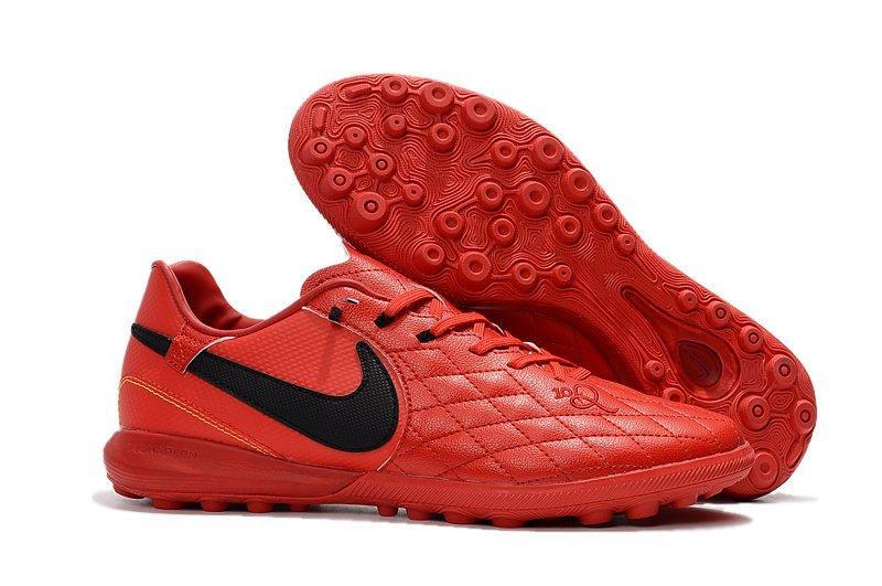 Сороконожки Nike Tiempo Lunar Legend VII R10 Pro TF red