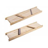 Шинковка универсальная деревянная 17127