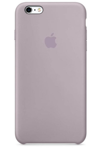 Задняя накладка Hi-Copy Silicone Case APPLE IPHONE 6 | 6S (№7 LAVANDER)