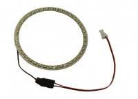Светодиодное кольцо LED ring SMD 3528 130mm (Pure White)