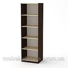 Шкаф для книг, офисный шкаф КШ-1 Компанит