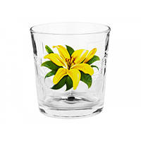 Набір склянок ОСБ Квіти 250 мл 6 шт 86003493