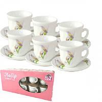 Сервиз чайный S&T Калли 12 пр 30055-1069