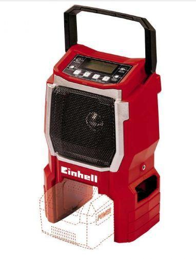 Радіо акумуляторне TE-CR 18 Li - Solo (3408015)