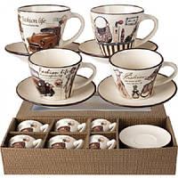 Сервиз чайный S&T Fashion 12 пр 1517-06