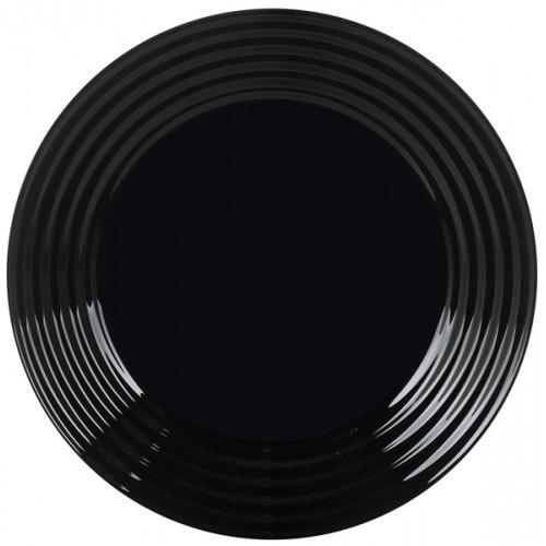 "Тарелка закусочная Luminarc Harena Black 7,5"" L7613"