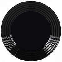 """Тарелка закусочная Luminarc Harena Black 7,5"""" L7613, фото 1"""