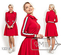 """Спортивное платье  """"Лампас"""" Dress Code, фото 1"""