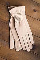 Женские стрейчевые перчатки 111, фото 1