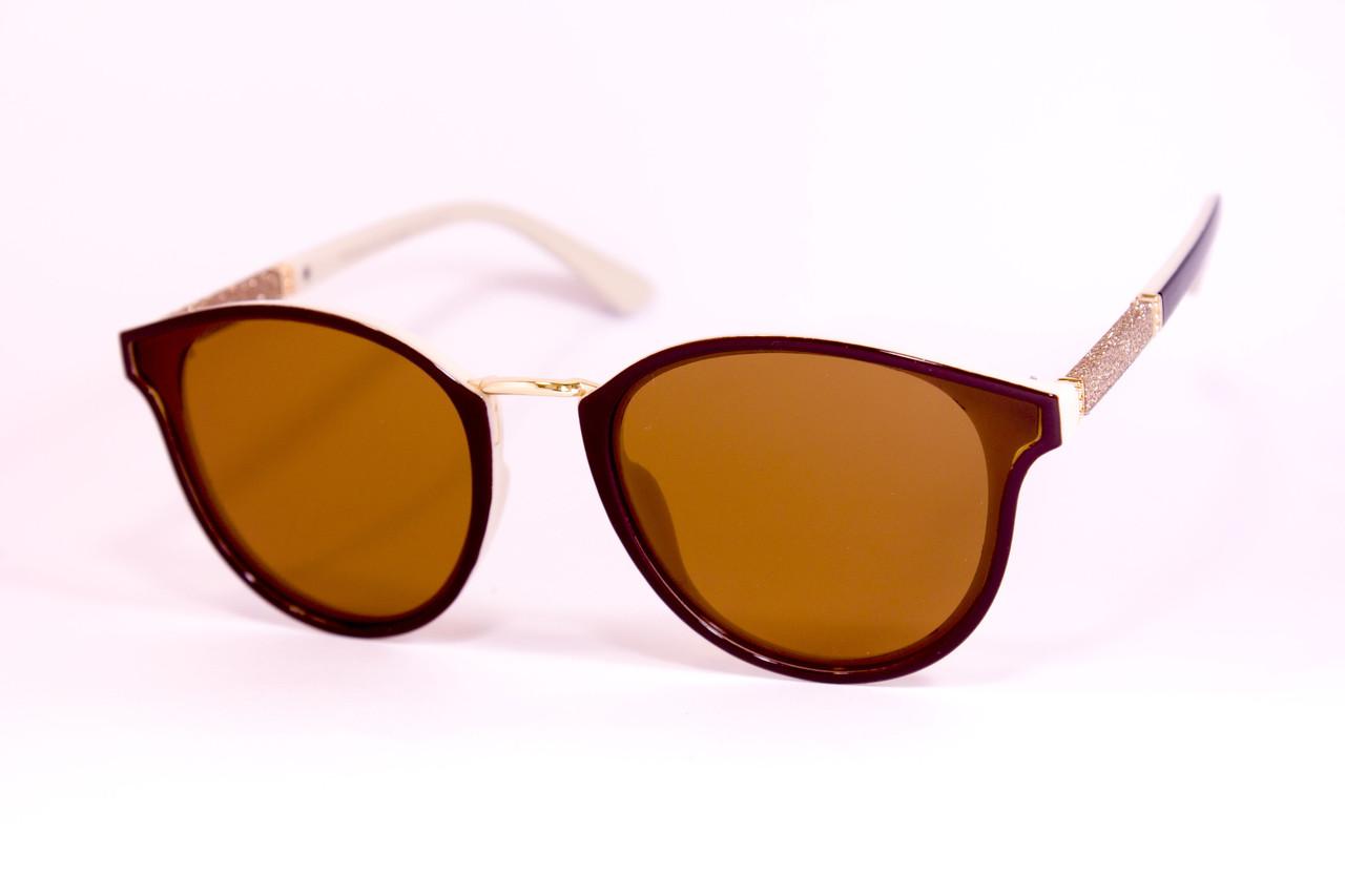 Жіночі сонцезахисні окуляри polarized (Р9909-4)