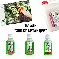 """Набір """"300 спартанців"""" для захисту від інфекцій та вірусів (економ)"""