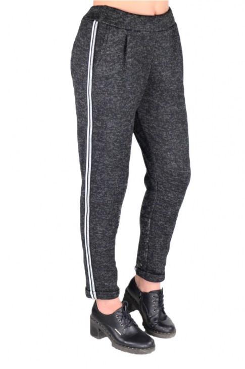 Женские брюки с лампасом, размеры 42 - 48