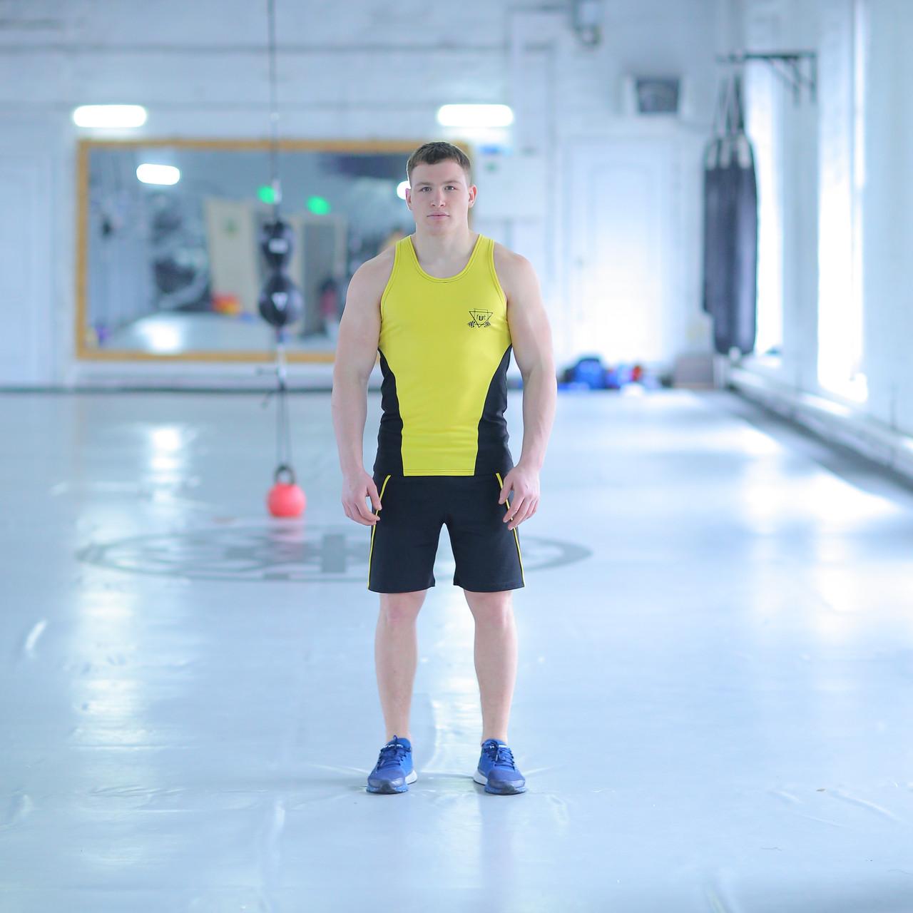 Мужской спортивный комплект fitU Summer FitU