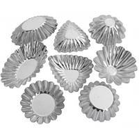 Набір форм для випічки кексів 8шт Різні EM-8679