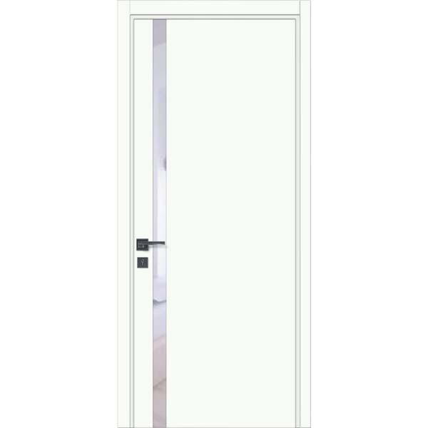 """Межкомнатные двери """"WakeWood"""" Glass (одна полоса)"""