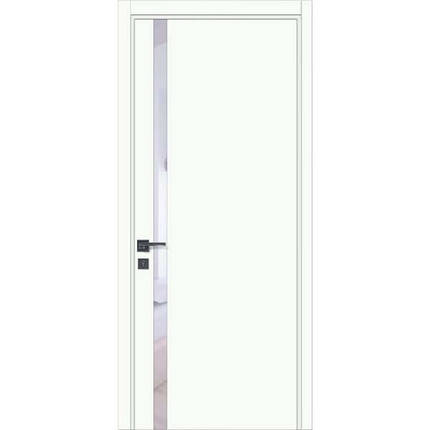 """Межкомнатные двери """"WakeWood"""" Glass (одна полоса), фото 2"""