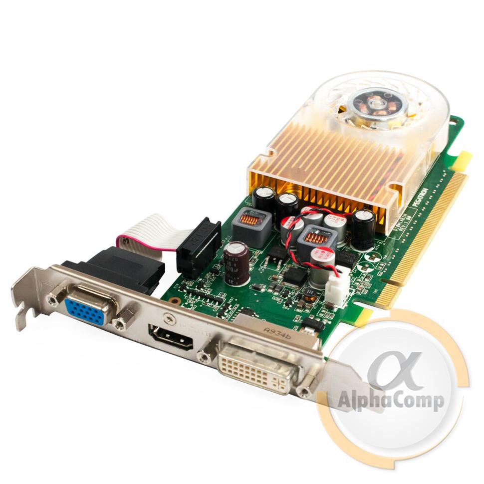 Видеокарта Pegatron G210 (512Mb/GDDR2/64bit/DVI/VGA/HDMI) БУ