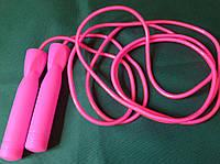 Скакалка з силіконовим шнуром на підшипнику 3 м