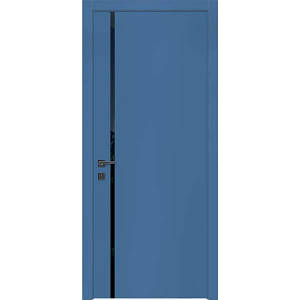"""Межкомнатные двери """"WakeWood"""" Stile (стекло узкая полоса)"""