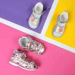 Босоніжки і сандалі на дівчинку розмір 18 - 26