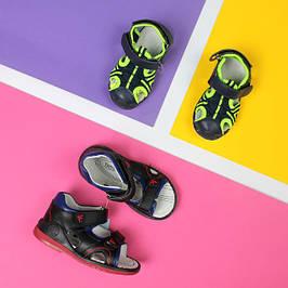 Босоніжки і сандалі на хлопчика розмір 20 - 26