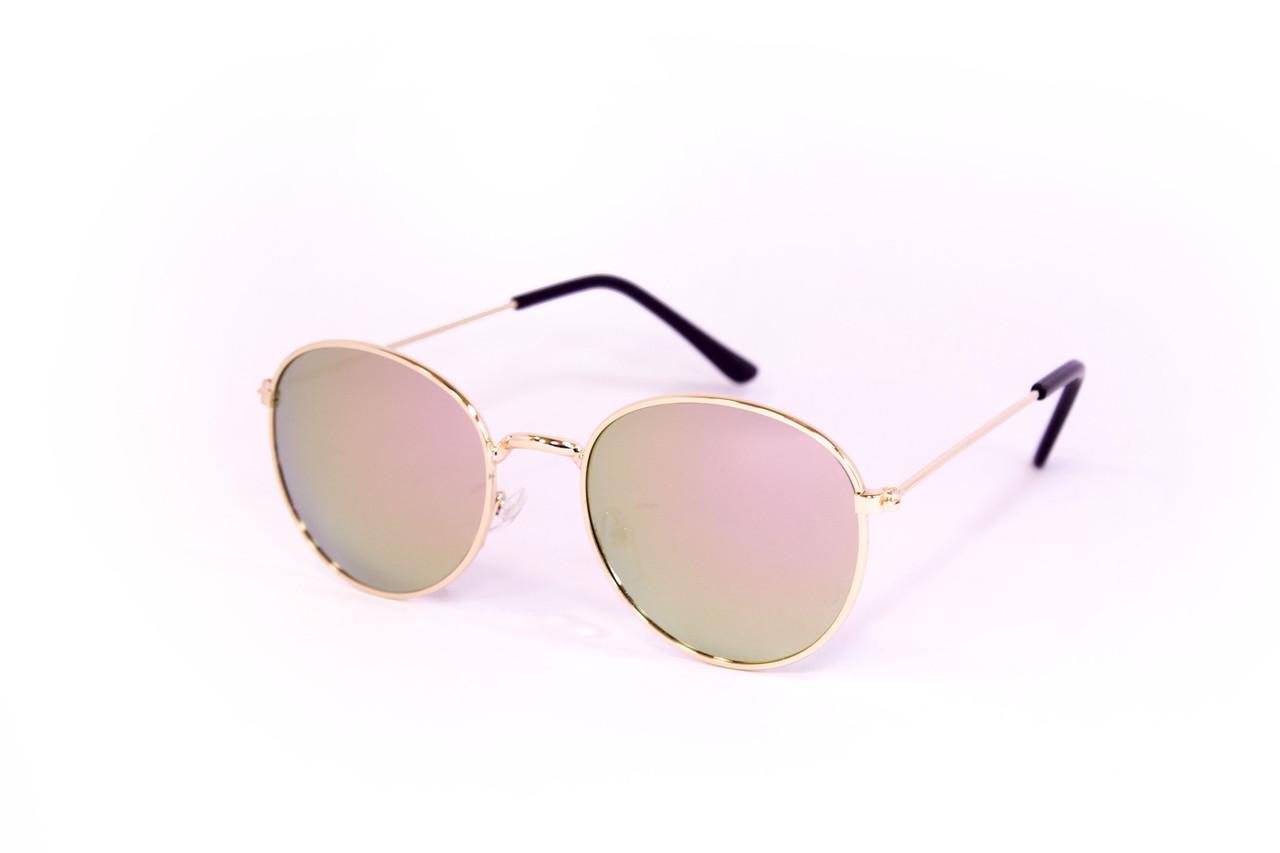 Детские очки круглые  0401-4