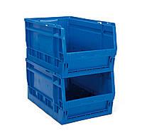 Ящик-трансформер Tayg Logistic 59Р(Испания) 50*30,3*27,5см пластиковый, штабелируемый, для хранения, перевозки