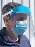 Защитный щиток для лица, широкий. Отличного качества!, фото 1